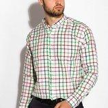 Рубашка мужская, хлопок. XS-XXXL. Разные цвета