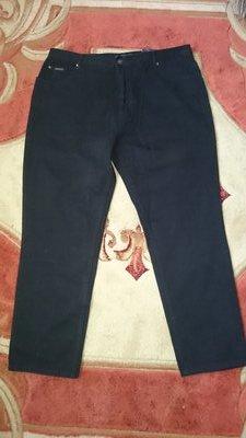 Мужские черные джинсы, новые.