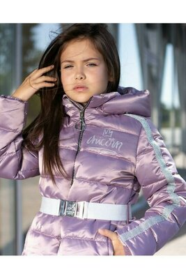 Зимняя куртка 110-140р.