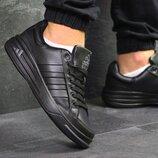 Кроссовки мужские Adidas ilie nastase black
