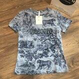 футболка DIOR Lux копия