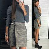 Стильная юбка,4 цвета