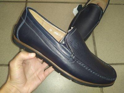 мужские кожаные туфли мокасины деми натуральная кожа