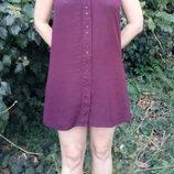 Платье рубашка, платье халат, размер S