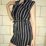 Платье рубашка размер S-M