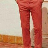 Яркие брюки,штаны чинос, летние livergy, германия