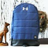 Рюкзак Under Armour blue синий