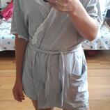New Life Mama кофта халат для дома размер L/XL для беременных кормящих