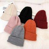 Модные зимние шапки.В наличии новые расцветки