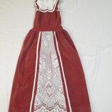 Платье для представления или театра. Служанка, крестьянка, простолюдинка на 8-9-10 лет