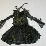 Платье карнавальное, секси