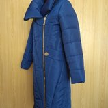 Пальто куртка зимняя, от производителя Цвета, много фото Глубокий капюшон отстегивается и большо