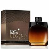 Мужская парфюмированная вода Mont Blanc Legend Nigh
