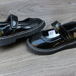 Лакированные туфли matalan 22 размер
