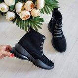 Ботинки FLAVOR Натуральные материалы, удобная колодка, современный дизайн Натуральная кожа флот
