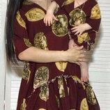 family look платья мама дочка
