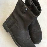 ботинки Timberland, новые, натуральные, Оригинал 39 размер