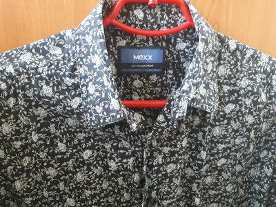 Стильная мужская рубашки с принтом, Mexx