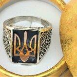 Кольцо перстень серебро 925 проба 7,05 гр размер 21