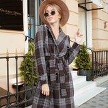 Новиночки Классное пальто деми, размеры 42- 46