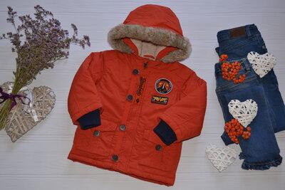 Курточка на мальчика 12 - 18 мес, 80 - 86 см.