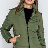 Демисезонная куртка силикон 100 42,44,46,48,50,52