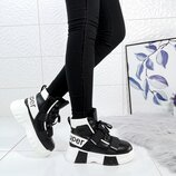 Женские высокие кроссовки