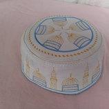 Мусульманська шапочка.