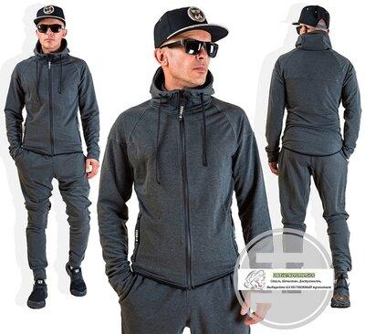 Мужской стильный костюм 43/S. M по XXL. Мужские спортивные костюмы.