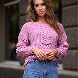 Женский короткий вязаный свитер джемпер турецкий женские короткие свитера джемпера теплые кофты хаки