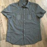 Рубашка мужская Armani . Рубашка чоловіча Армані