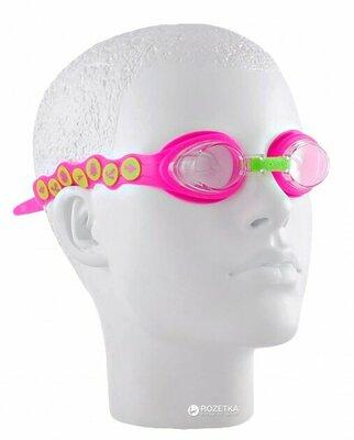 Очки для плавания детские Speedo Sea Squad Goggle Purple/Green 2-6 ле