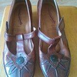 Туфли medicus натуральная кожа,германия
