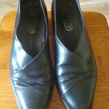 Туфли, мокасины из натуральной кожи,Италия