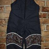 штаны зимние на синтапоне 1 год большой выбор одежды 1-16 лет