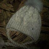зимняя шапка на 6-8 лет Arctic