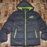 куртка зима еврозима 13 лет Here&There большой выбор одежды 1-16 лет