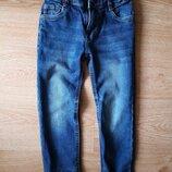 Джинсы, джинси, штаны на осінь-весну 4-6років