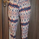 хлопковые штаны In Vocue Paris в идеальном состоянии S