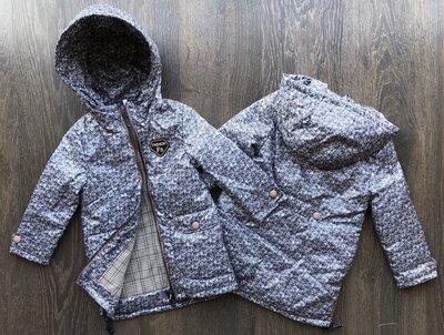 Новиночки Детская куртка- деми, размеры 92- 110