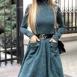 Платье ангора 42-44,46-48