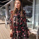 Красивое платье «Софи» 42 - 46 четыре расцветки