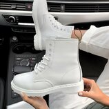 Ботинки Dr.Martens White