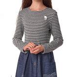 Школьное платье с длинным рукавом для девочки Mevis 2927 размеры 122-146