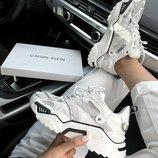 Кроссовки женские Calvin Klein White
