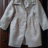 Нарядный жакет - пальто