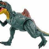 Jurassic World Динозавр Конкавенатор GDT40 Dino Rivals Dual Attack Concavenator