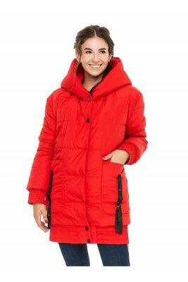 Зимняя куртка на силиконе