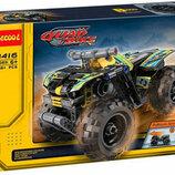 Конструктор decool 3416 Квадроцикл аналог Lego Technic