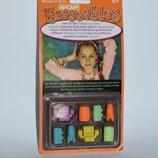 новый набор шармы для девочек в виде роботов bleeps&bots whomp erasebles 8 charms оригинал сша